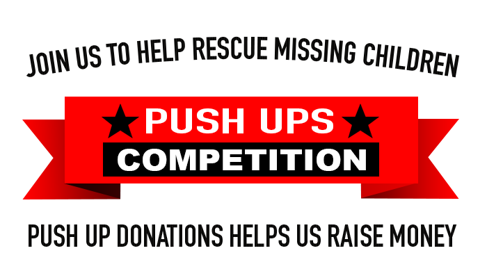 Push Up Cometion Banner